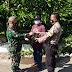 Polsek Utbar Maksimalkan Para Bhabin Berbagi Kasih  Bansos Sembako ditengah PPKM Darurat