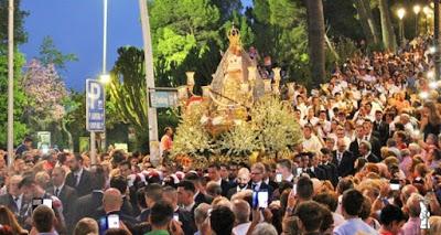 La Hermandad de la Virgen de la Cabeza, Patrona de Motril, suspende la procesión del 15 de agosto