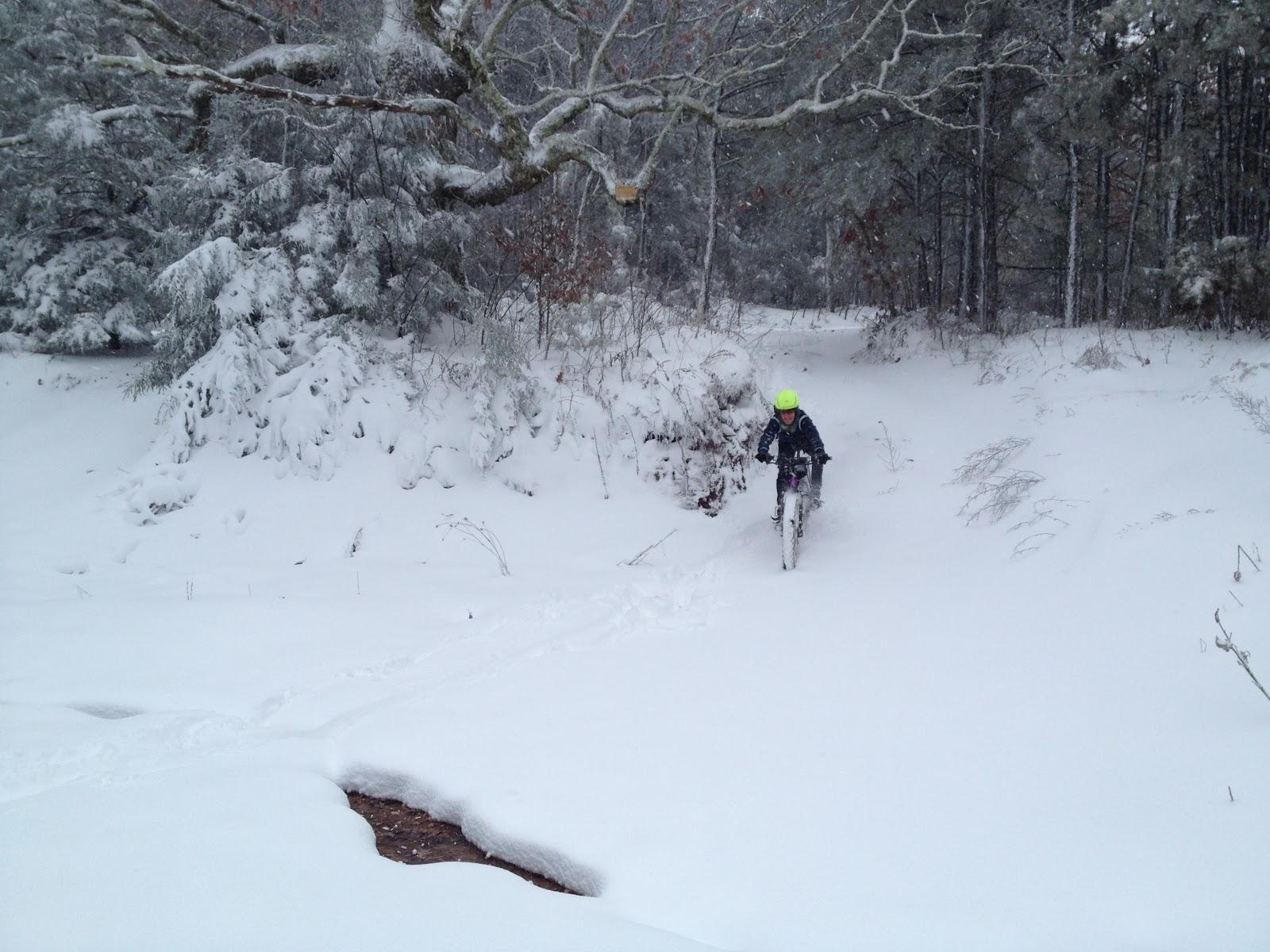 Sandy Snow - Shenandoah Valley Bicycle Coalition
