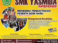 Desain Banner PPDB SMK Yasmida Ambarawa 2020 #2