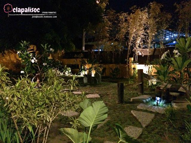 Trattoria ALTROV'E BF Homes Garden Setting