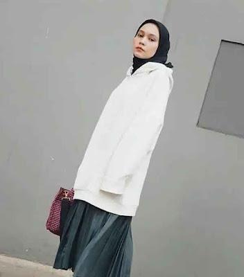 model kerudung hoodie 10