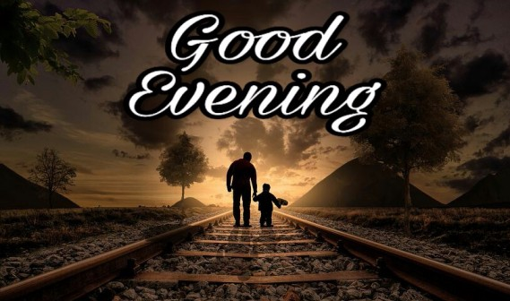 Good evening images for family