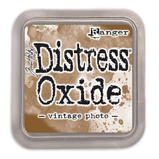 Oxide Ink Pad VINTAGE PHOTO