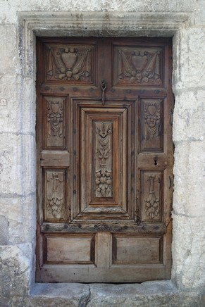 cahors vieille ville porte