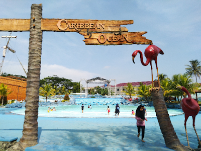 Santa Sea Waterpark Sukabumi