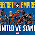 SECRET EMPIRE Unites the Marvel Universe this May!