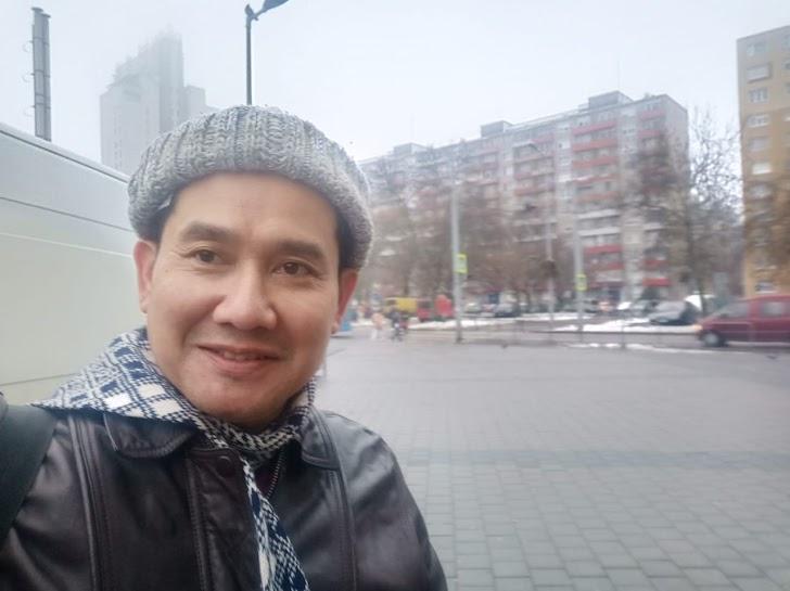 GENPPARI Nikmati Keindahan Kota Minsk, Belarusia