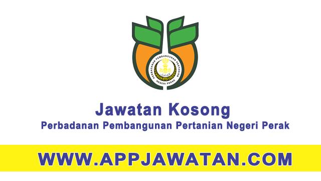 Perbadanan Pembangunan Pertanian Negeri Perak