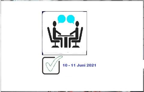 Jadwal Wawancara PPDB SMA N1 Sumbar 2021 ( Bagi Yang Sudah Lulus Tes Online )