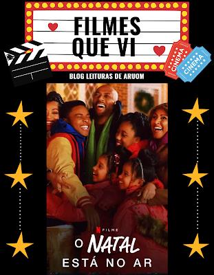 FILME: O NATAL ESTA NO AR