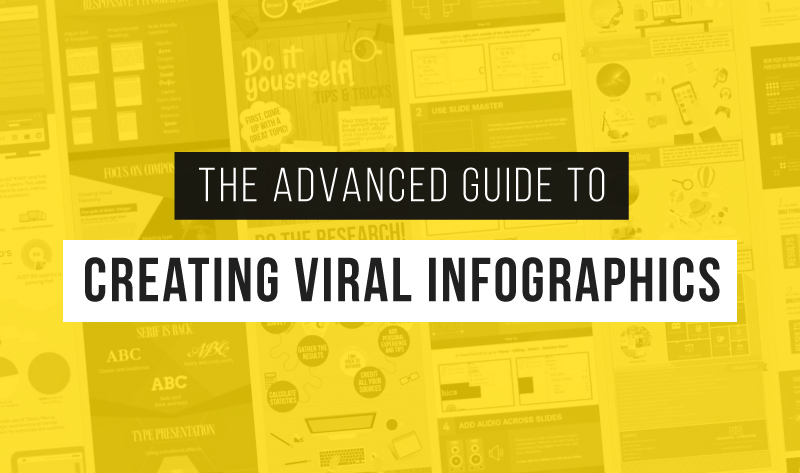The Advanced Guide to Creating Viral infographics