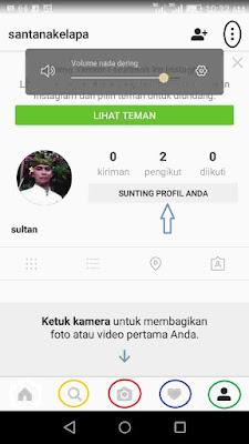 Bagi foto dan vidio anda di instagram