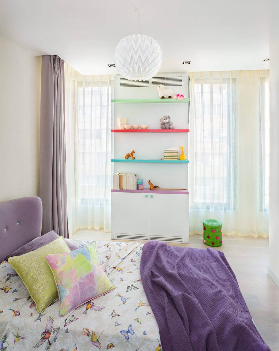 Idée Déco Appartement Jeune idées déco: chambre d'enfants à la décoration égayée par des