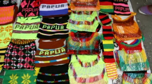 Budaya Papua Noken Papua