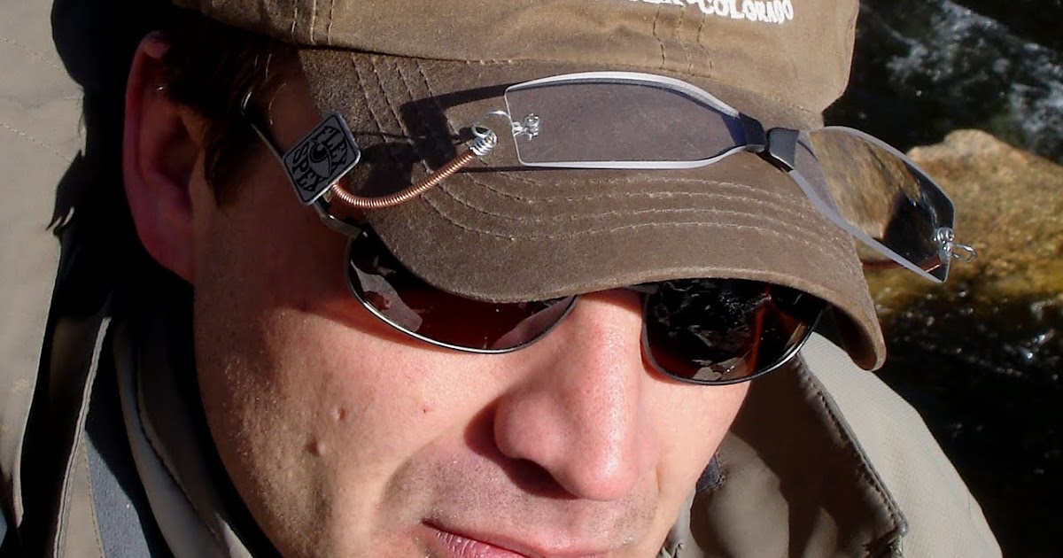 e6819541ad5 Colorado Fly Fishing Reports  Flex Spex (One Small Great Idea Amongst a  Herd of Idiocy)