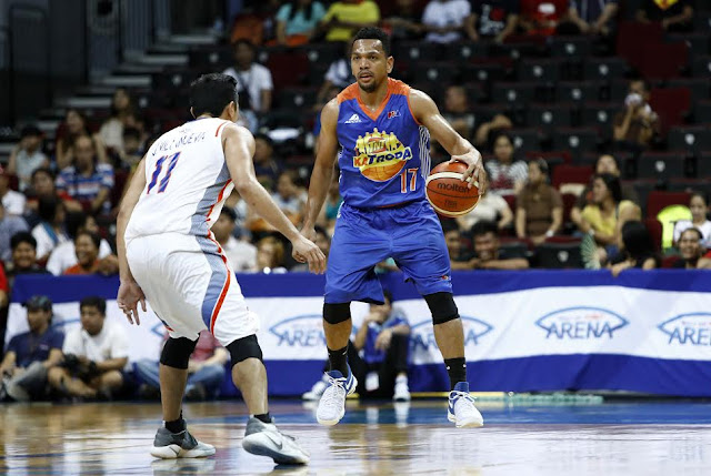Jayson Castro showed that he is the best PG in Asia against NLEX