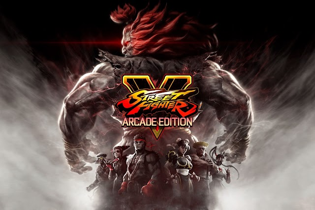 Download Street Fighter V: Arcade Edition For PC - Highly Compressed