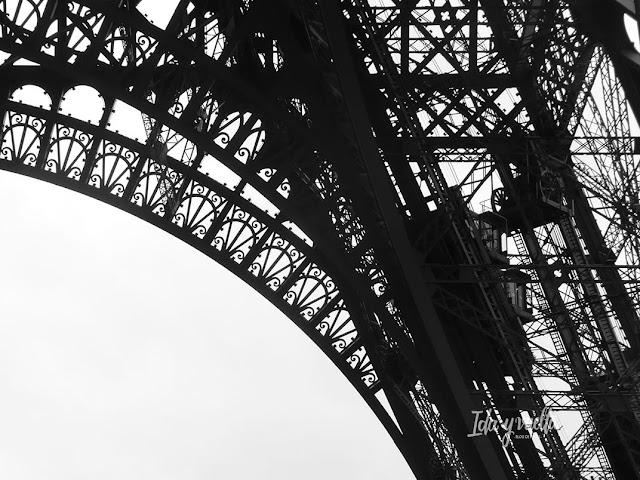 Paris Rive Gauche Torre Eiffel