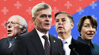CNN to host Graham, Cassidy, Sanders, Klobuchar town hall