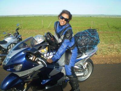 A mulher do moto taxi 7