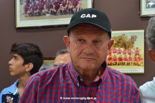 Mario Dal Borgo CAP 2018 de la Unión de Rugby de Salta