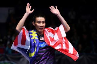 Malaysia number one badminton player,pemain badminton nombor satu dunia,chong wei vs lin dan