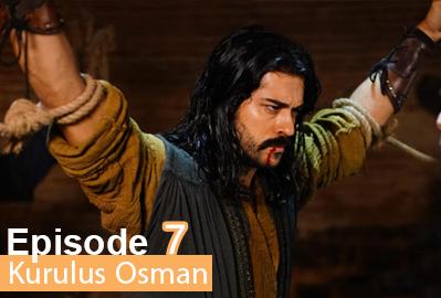 episode 7 from Kurulus Osman