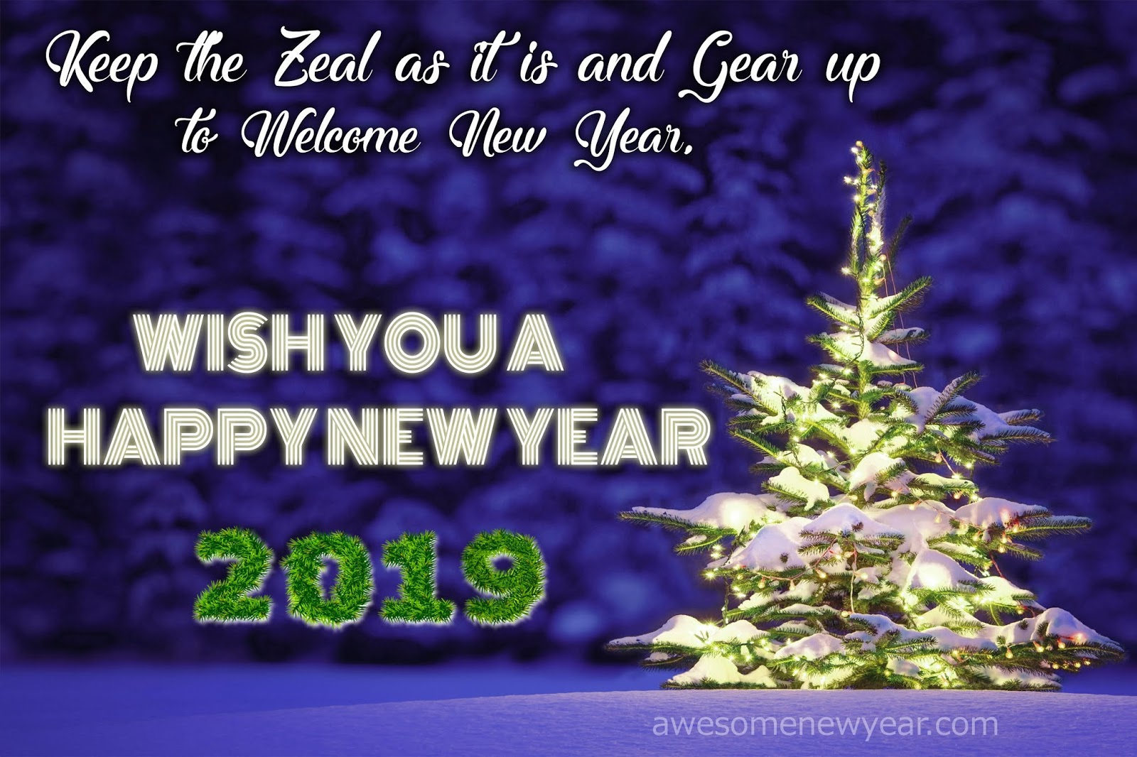 New Year 2019 Images hd