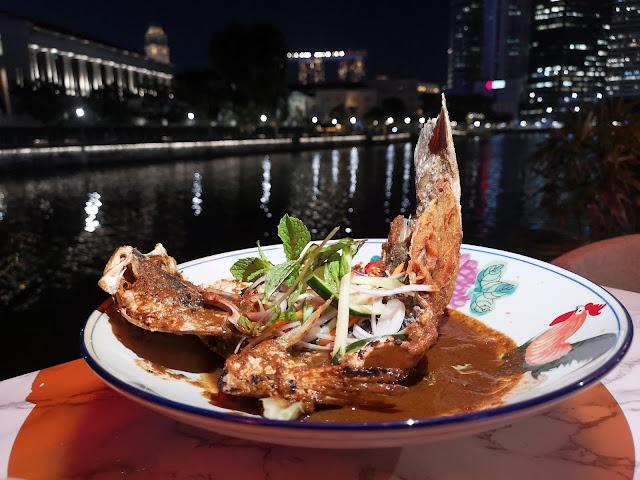 Penang Style Crispy Fish