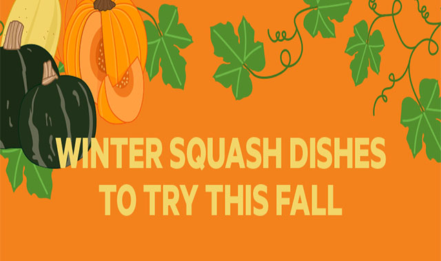 Winter Squash Dishes to Try This Fall