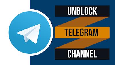 Unblock Telegram Channels on iOS