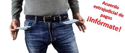 concurso acreedores pasivo insatisfecho