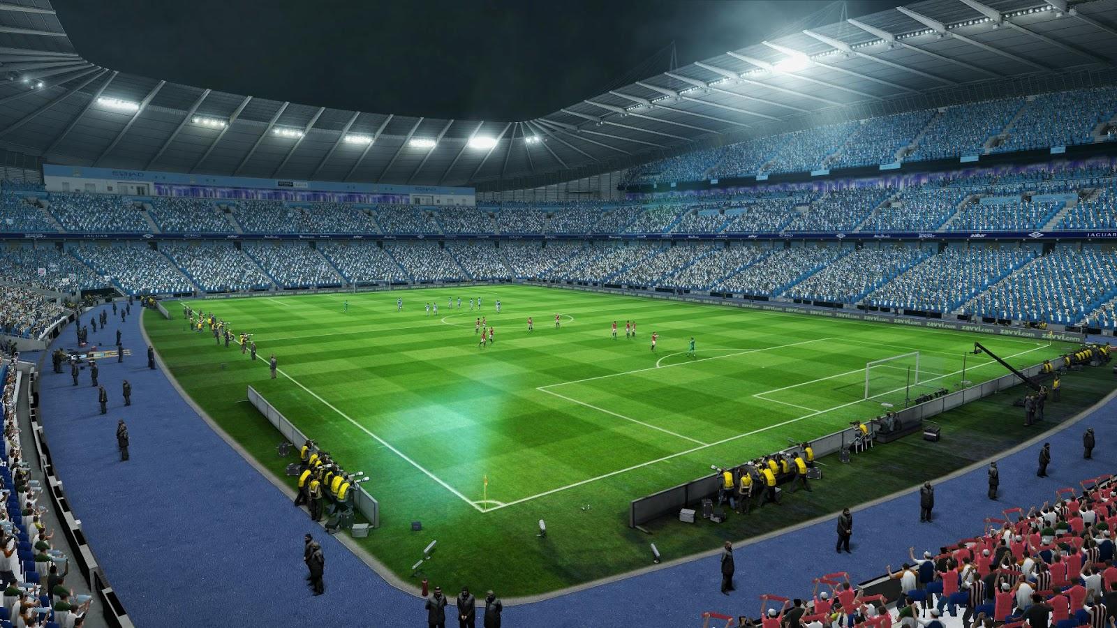 Etihad Stadium By Cui_ruby