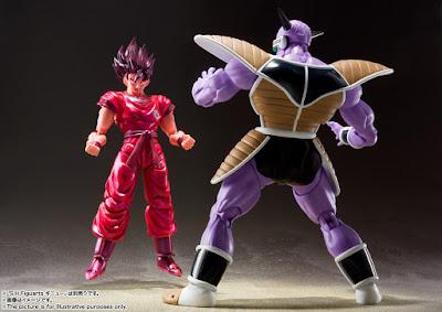 S.H.Figuarts Son Goku Kaiohken de Dragon Ball Z - Tamashii Nations