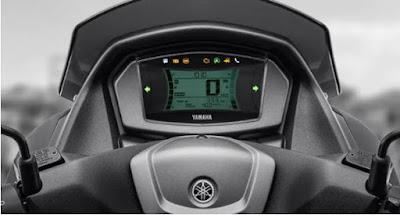 Speedometer digital / elektronik