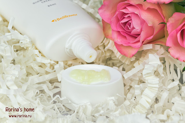 Крем с идебеноном Bellflower Idebenone Glowing Face Cream: отзывы