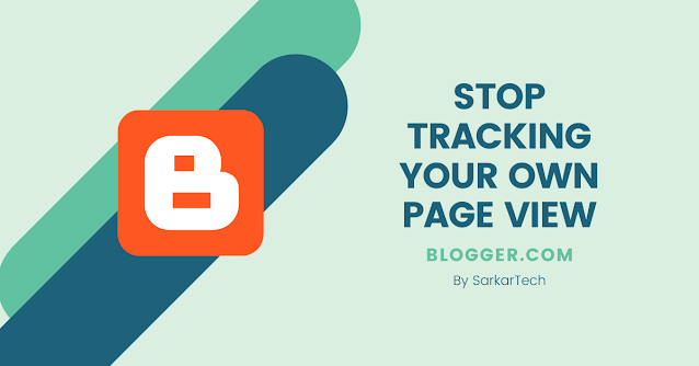 Stop Tracking Your Own Page View