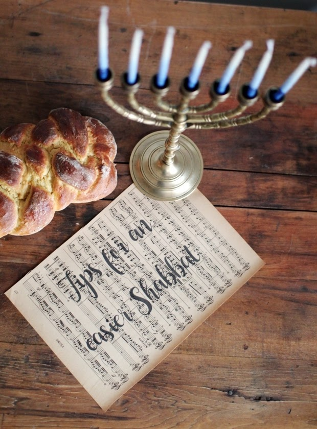 New to Sabbath keeping? Here's 20 tips to help simplify preparing for Shabbat | Land of Honey