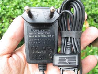 Charger Sony Ericsson CST-60 K750 W800 Original