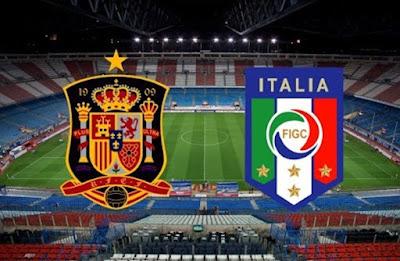القنوات الناقلة المجانية لمباراة إسبانيا وإيطاليا نصف نهائي ضمن يورو 2020