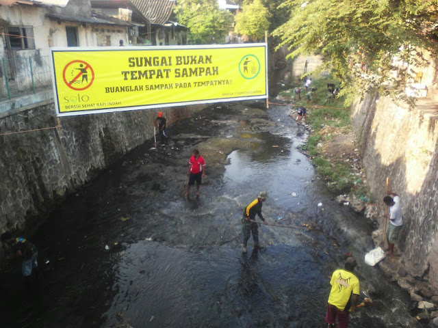 Kumpulan Slogan Dilarang Buang Sampah