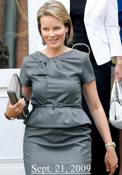 Princess Mathilde attend the opening of iMi, the new Stedelijk museum.png