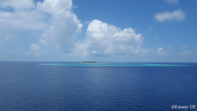 The Maldives by ©Emmy DE