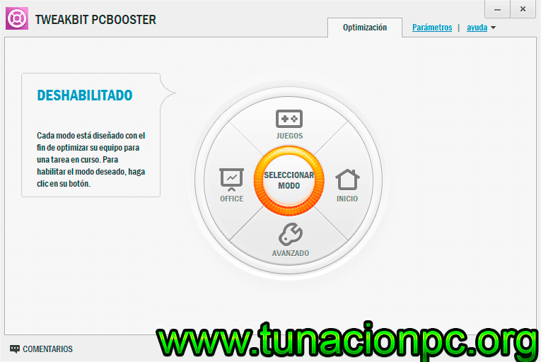 Descargar TweakBit PCBooster Portable