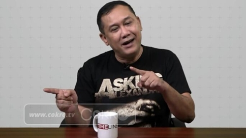 Soal Aliran Dana ICW, Denny Siregar: Jadi Paham kan Kenapa Mereka Ribut Ketika KPK Dibersihkan?