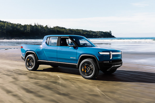 Rivian announces $1.3 billion funding