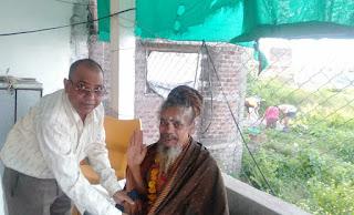 मां नर्मदा के पावन तट मेघनाथ घाट पर मां नर्मदा मानव सेवा संस्थान के सदस्यों का सम्मान किया गया