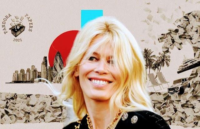 Supermodelo Claudia Schiffer utilizó varias sociedades offshore y un fideicomiso para gestionar su fortuna