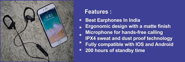 LEAF Sport Bluetooth Earphone